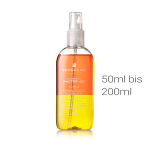 Lifeforce Senssolar SPF25 50 bis 200ml